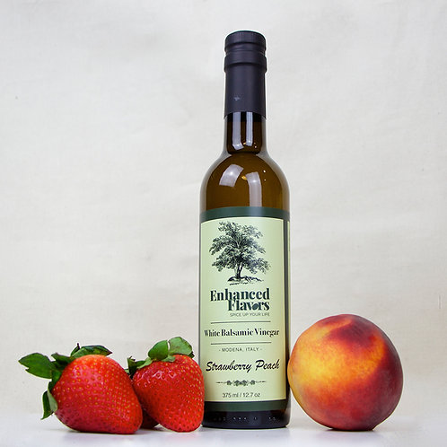 Strawberry Peach White Balsamic