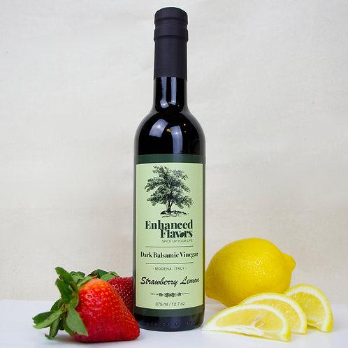 Strawberry Lemon Dark Balsamic