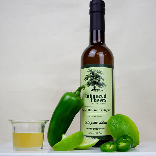 Jalapeño Lime White Balsamic