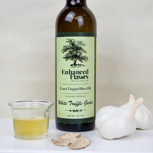 White Truffle Garlic Olive Oil