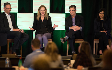 C2HR Conference 2019, Elevating Human Resources' Impact Across the Industry KEITH DeANGELIS Comcast  PERRI MA WarnerMedia JULIE NEIMAT Discovery Inc. SETH FEIT Charter Communications