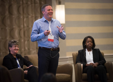 C2HR Conference 2019, Breakout Session, Secrets to a Successful Partnership: Employee Relations & Your Legal Team,  Rosetta Ellis-Pilie, Asst. Chief Counsel, ESPN Rob Gallo, Senior Director Employee Relations, ESPN Wendi Kemp, Deputy Chief Counsel, ESPN