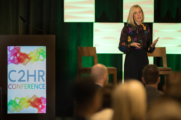 C2HR Conference 2019, Innovation & the Future of Work,  JAIME NEELY Chief Culture Officer Trend Hunter