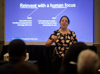 C2HR Conference 2019, Breakout Session, 2019 Deloitte Global Human Capital Trends, Leading the Social Enterprise: Reinvent with Human Focus Chris Havrilla, VP, HR Technology and Solution Provider Research, Bersin, Deloitte Consulting LLP