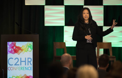 C2HR Conference 2019, Innovation & the Future of Work, LISA SUN Founder and CEO Gravitas
