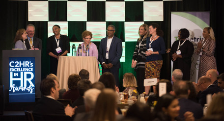 C2HR Conference 2019, Excellence in HR Awards