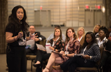 C2HR Conference 2019, Breakout Session, Make Your Mark: Employment Branding Lisa Sun, Founder and CEO, Gravitas
