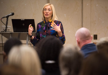 C2HR Conference 2019, Breakout Session, Work Trends, Motivation & Creating a Culture of Innovation  Jaime Neely, Chief Culture Officer, Trend Hunter