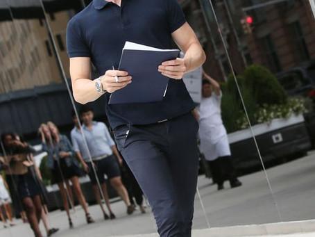 Como se vestir para trabalhar? Especial Homens - Casual