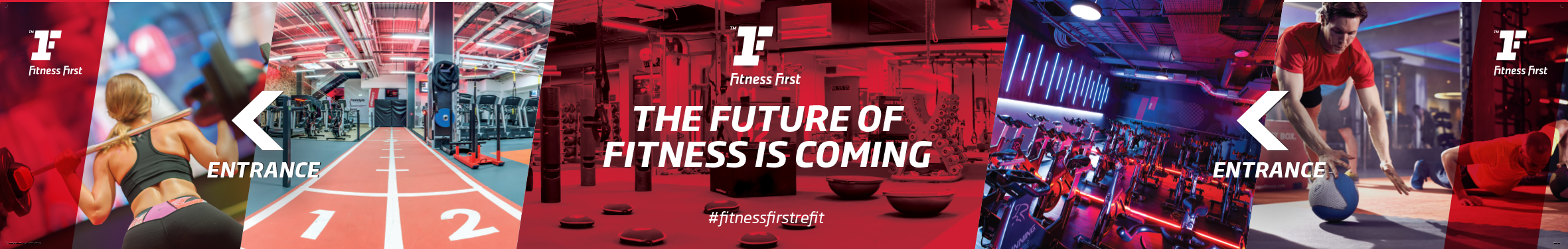 Fitness First Hoarding