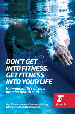Fitness First Campaign