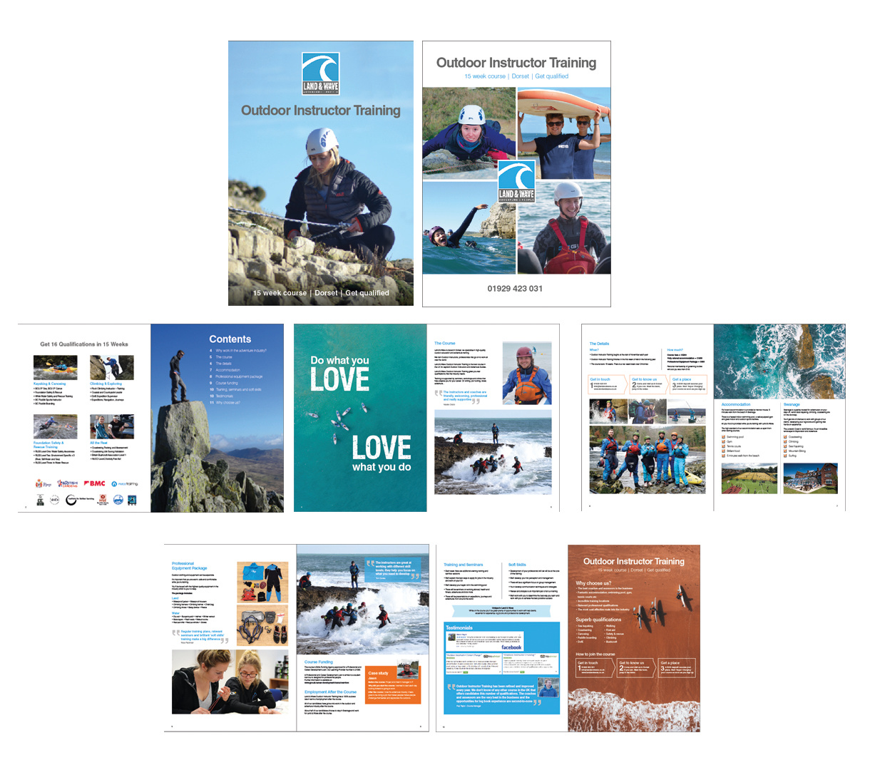 L&W Outdoor Instructor Brochure