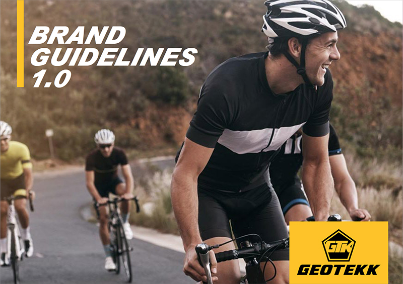 GEOTEKK Brand Guidelines
