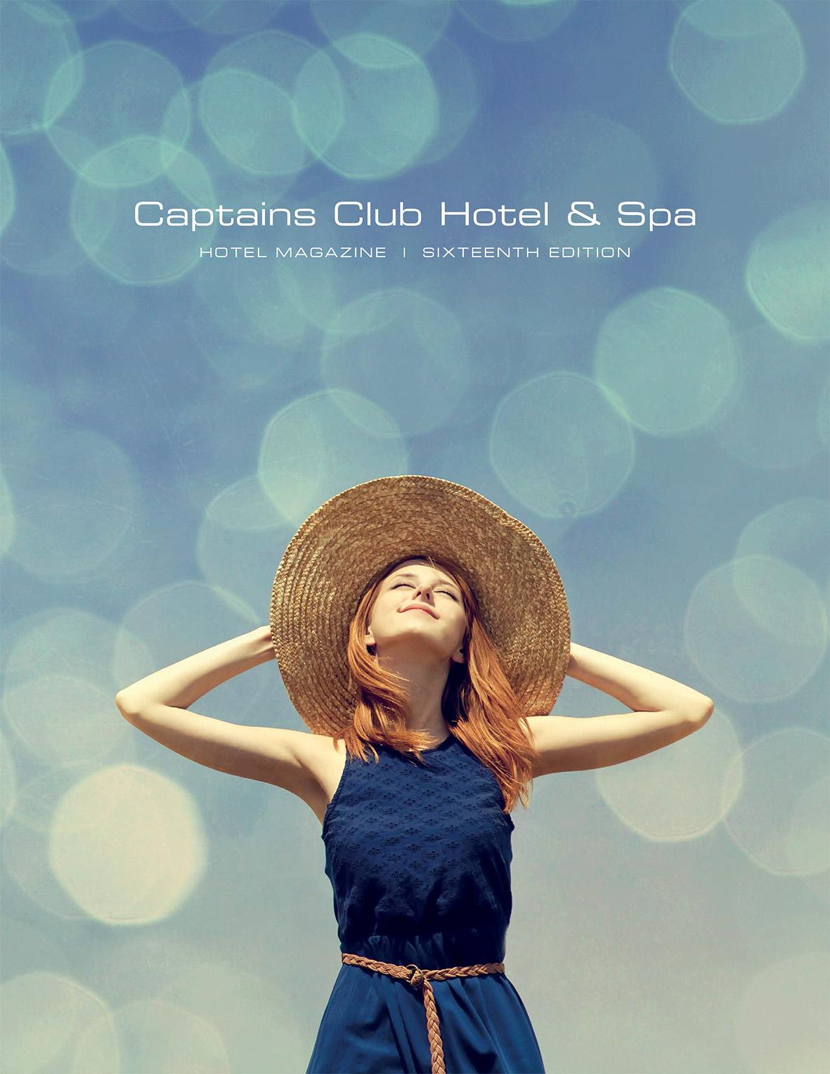 Captain's Club - Spring