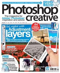 Creative Magazine example