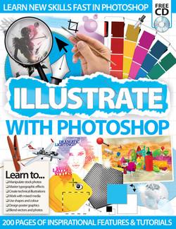 Creative magazine cover example