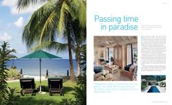 BH Exclusive Magazine spread Example