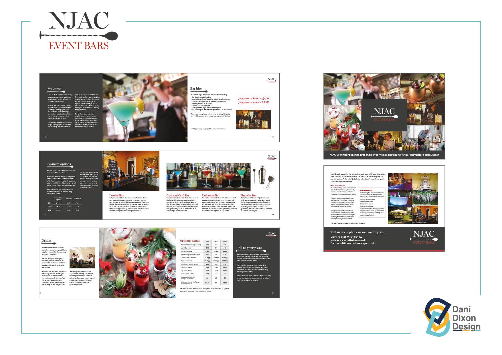 NJAC brand development