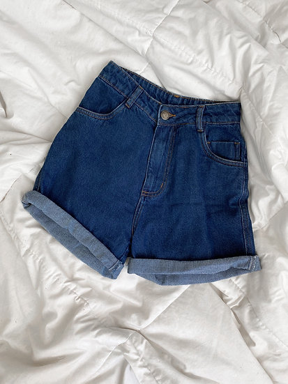 Shorts Mom Jeans the Beach