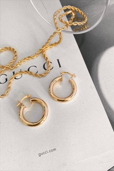 Argola Chelsea | Glam Collection