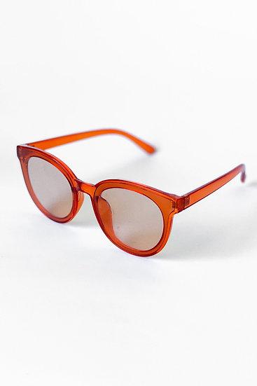 Óculos Round Letícia