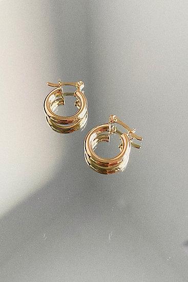 Argola Ártemis   Glam Collection