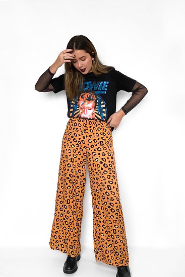 Wide Leg Eye of the Tiger