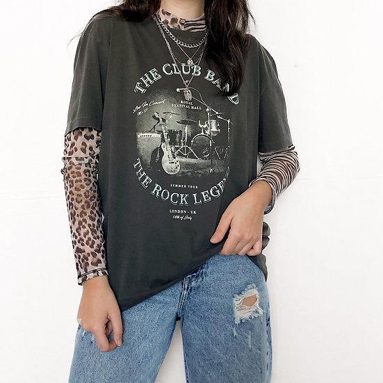 Tshirt Rock Babe