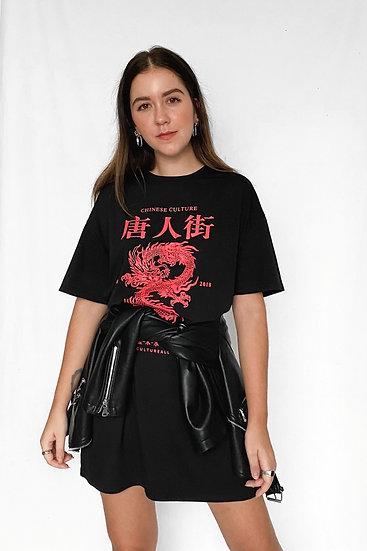 Vestido Chinese