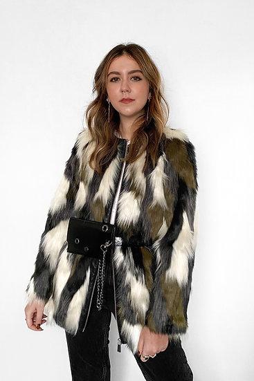 Casaco Fake Fur Debbie