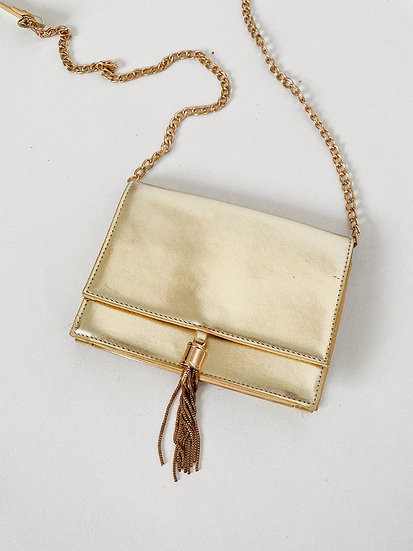 Bolsa Petit Gold