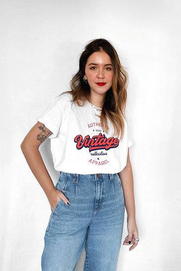 Tshirt Bahz Vintage