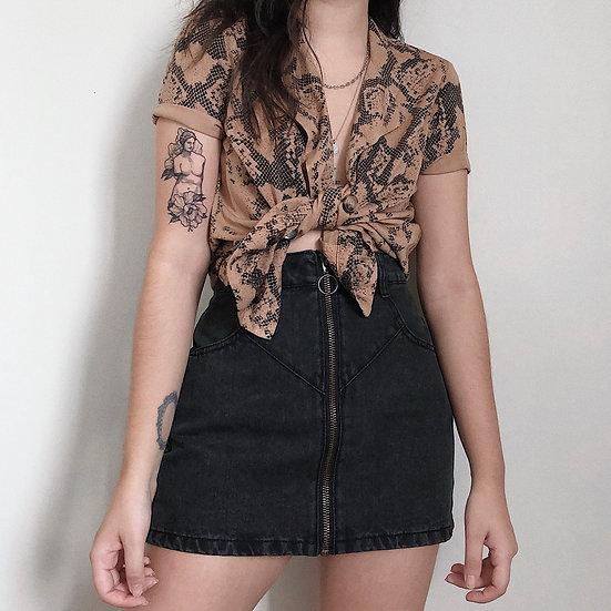 Camisa Snake
