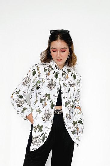 Camisa Botanica