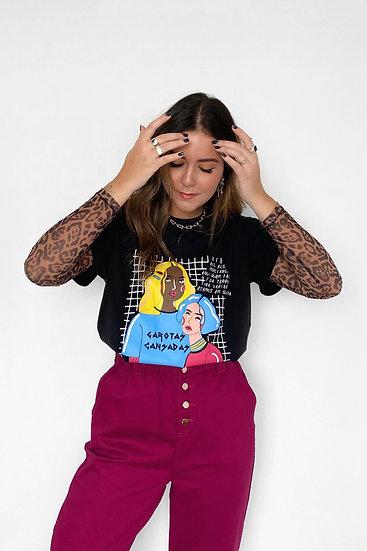 Tshirt Garotas Cansadas