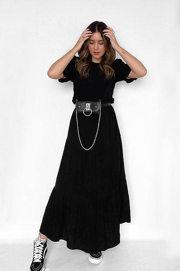 Vestido Longo Minimal