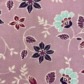 Flowers on Purple