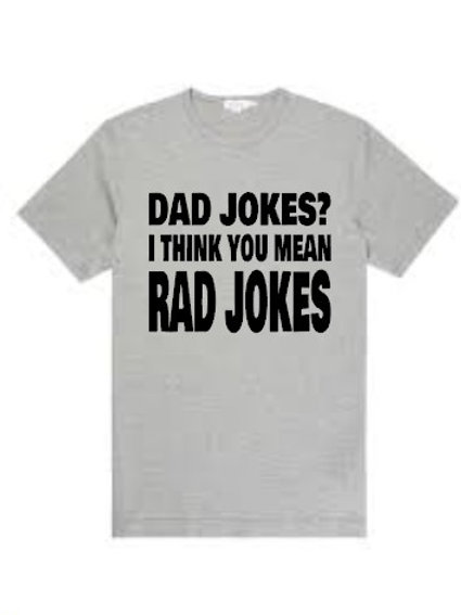 Dad Jokes shirt