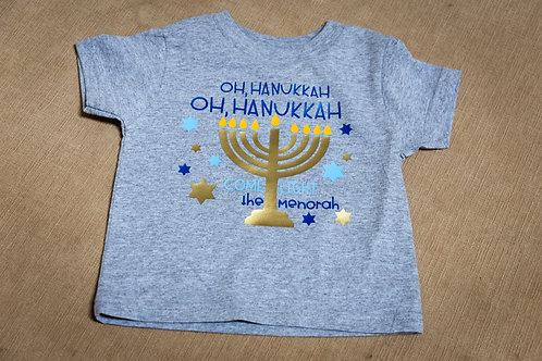 Hanukkah Shirt (Child or infant)