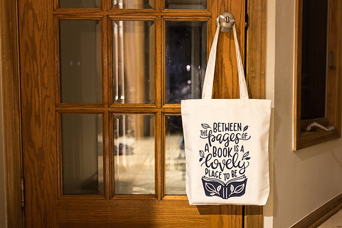 Between the Pages Tote