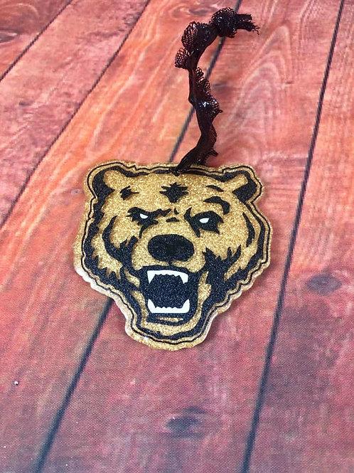 Upper Arlington Bear Ornament