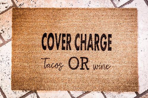 Cover Charge Door Mat