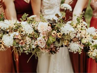 Wildflower Micro Wedding during COVID