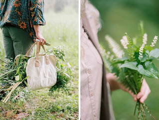 Forage and Create Workshop at Wildshoot Forest and Farm