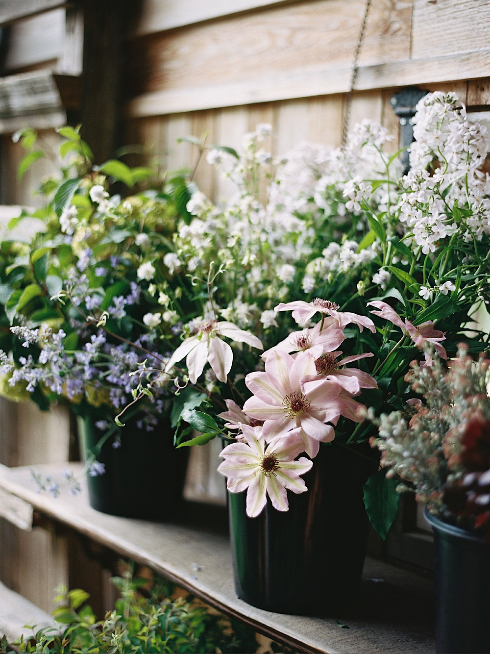 The Bridal Bouquet: A foraging and floral design workshop in Seattle from top wedding florist Botanique