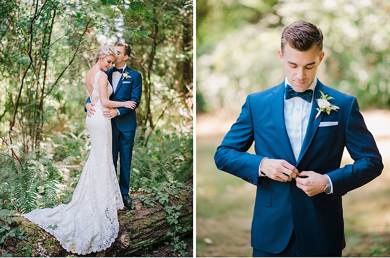 An Elegant Wedding on the Shores of Lake