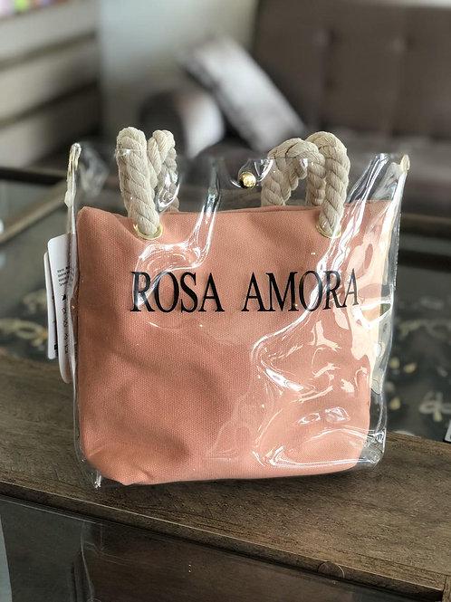 Bolsa Rosa Amora