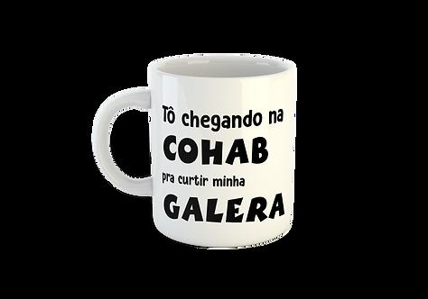 CANECA COHAB CITY NEGRITUDE JUNIOR