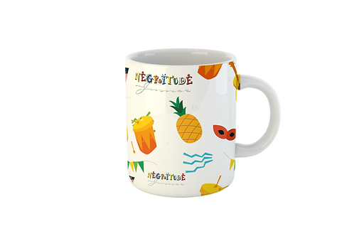 CANECA TROPICAL NEGRITUDE JUNIOR