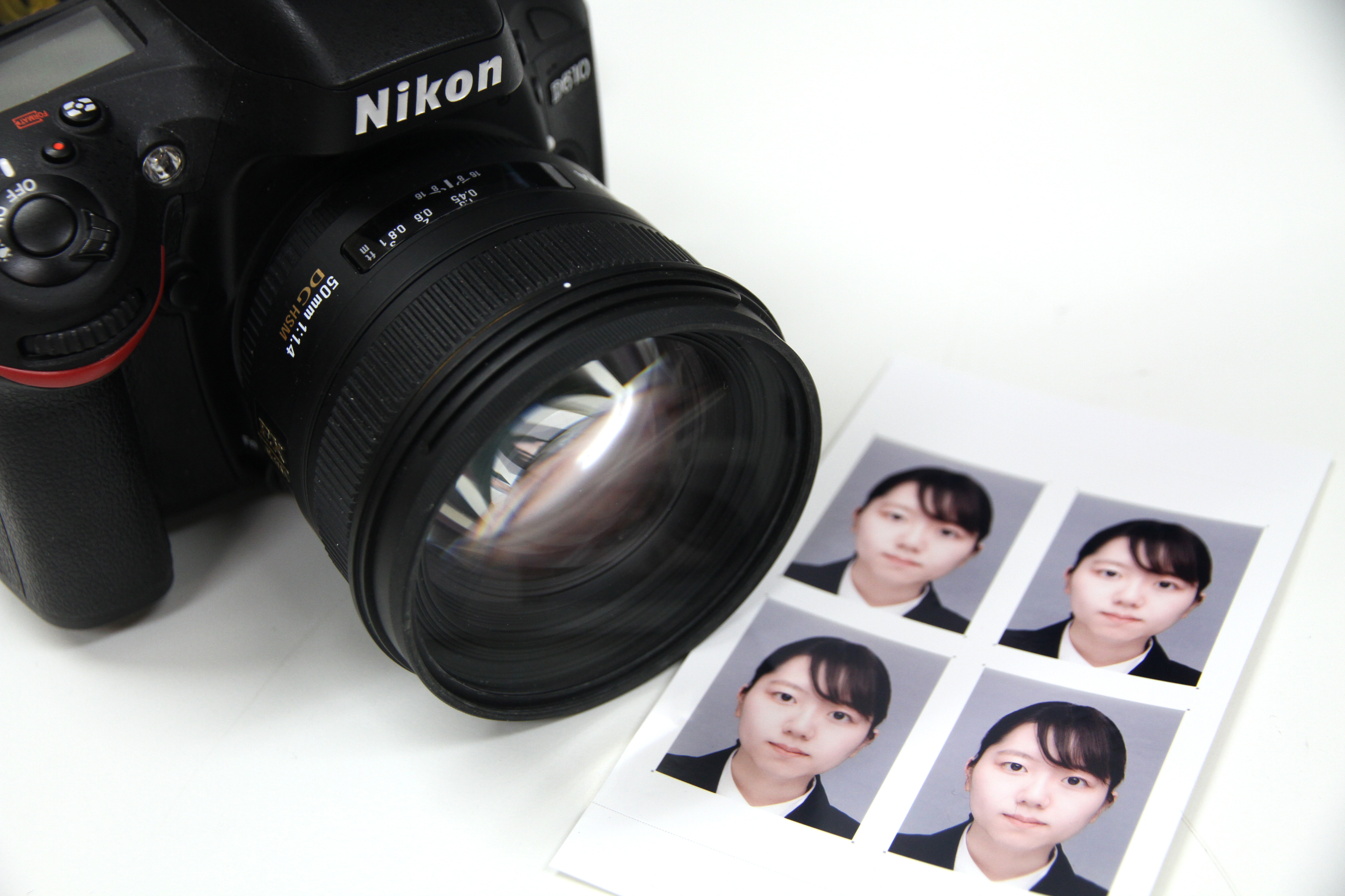 撮影+プリント(データお渡し)